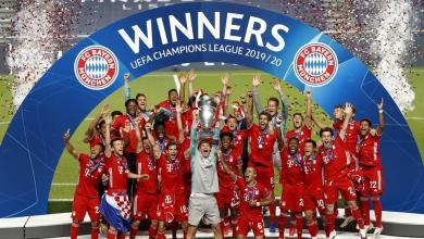 Bayern Múnich venció 1-0 al PSG y se consagró campeón de la Champions League 5