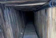 """Photo of Descubren el túnel """"más sofisticado de la historia"""" entre México y Arizona"""