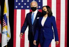 Dupla Biden-Harris hace su primera aparición pública en Delaware 6