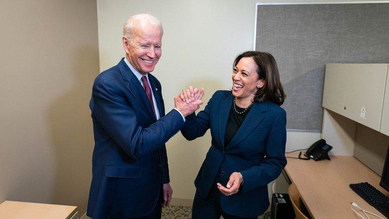 Joe Biden elige a Kamala Harris como candidata demócrata a la vicepresidencia 1