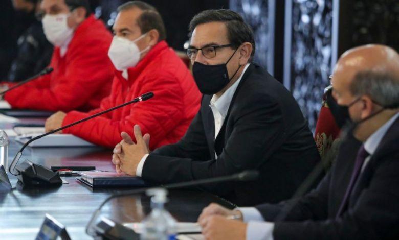 Perú: Ordenan toque de queda los domingos y prohíben reuniones familiares 1