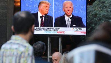 Ataques e insultos: Lo que dejó el primer debate presidencial Trump – Biden 4