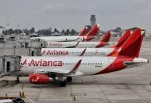Avianca anuncia reanudación de vuelos internacionales desde el lunes 4