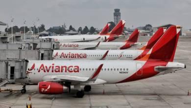 Avianca anuncia reanudación de vuelos internacionales desde el lunes 2