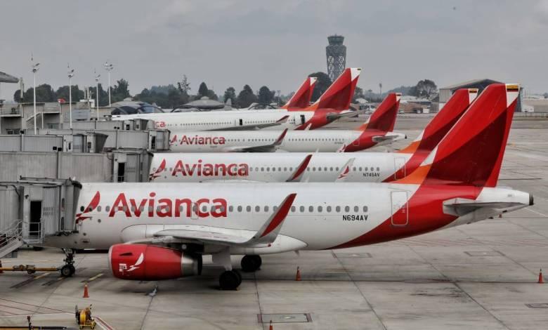 Avianca anuncia reanudación de vuelos internacionales desde el lunes 1
