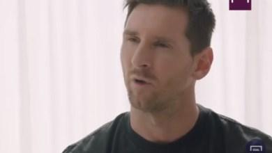 Lionel Messi confirma que seguirá jugando en el Barcelona 4