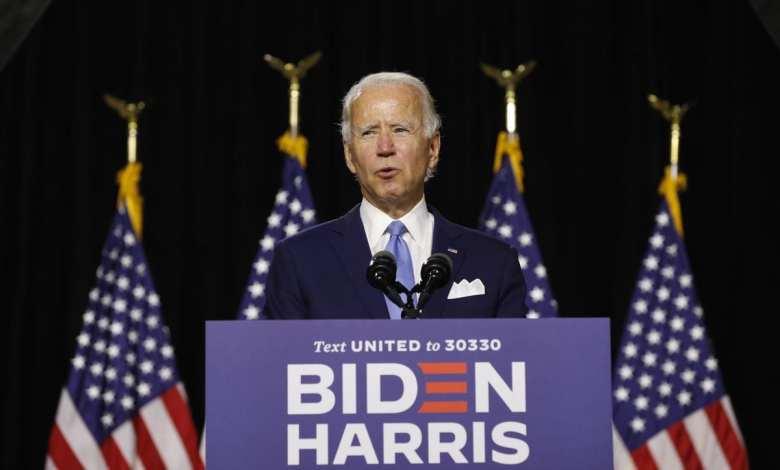 Biden logra ventaja de 10 puntos sobre Trump en reciente encuesta presidencial 1