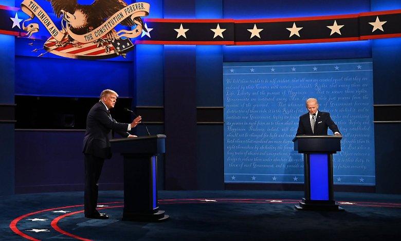 """Cancelan definitivamente el segundo debate Trump – Biden por """"desacuerdos en el formato"""" 1"""