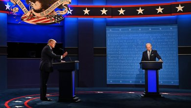 "Photo of Cancelan definitivamente el segundo debate Trump – Biden por ""desacuerdos en el formato"""