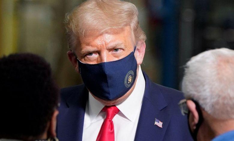 Incertidumbre en Estados Unidos por la salud del presidente Trump 1