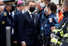 Macron ordena reforzar seguridad de iglesias y escuelas en Francia tras atentado terrorista 4