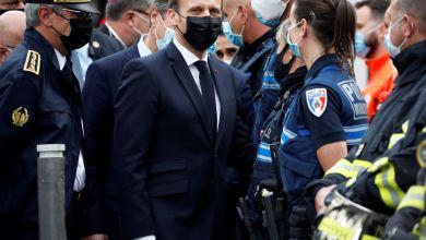 Macron ordena reforzar seguridad de iglesias y escuelas en Francia tras atentado terrorista 3
