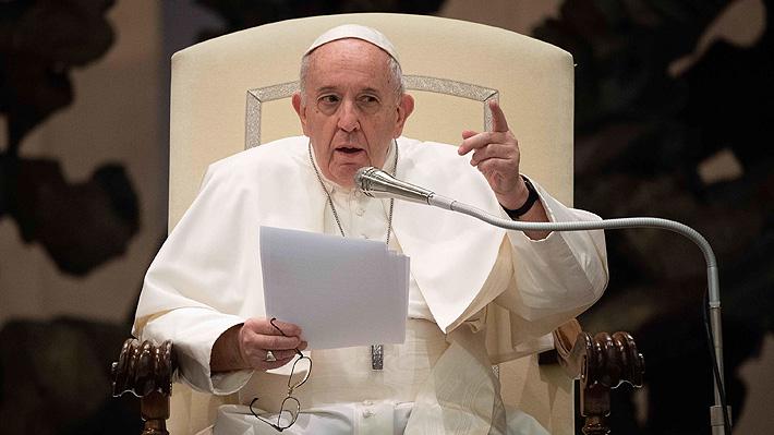 Papa Francisco se pronunció a favor de la unión civil entre personas del mismo sexo 1