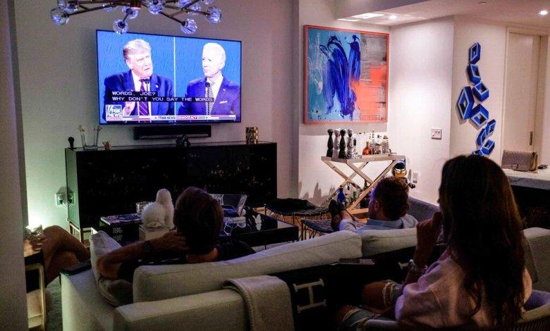 Trump vs Biden: ¿Cuántas personas vieron el último debate presidencial? 1