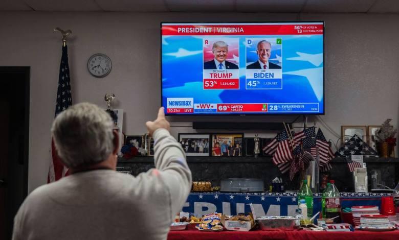 Resultados en Michigan, Pensilvania, Georgia y Carolina del Norte definirán al ganador de las elecciones 1
