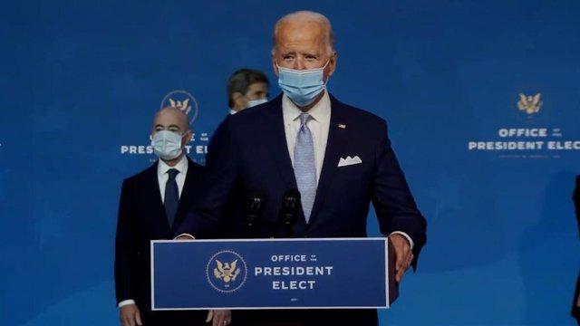 Biden promete aplicar 100 millones de vacunas en sus primeros 100 días de gobierno 1