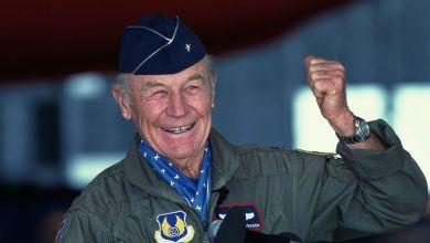 Chuck Yeager, primer piloto en romper barrera del sonido fallece a los 97 años de edad 7