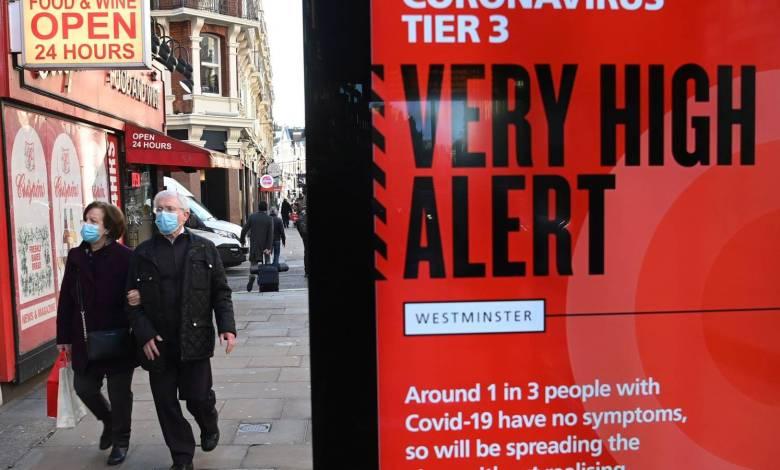 Preocupación entre epidemiólogos por nueva cepa del coronavirus en el Reino Unido 1