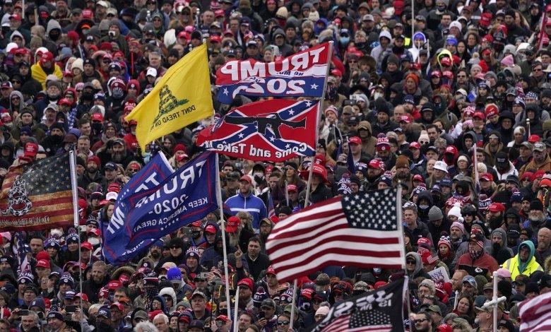 Alzamiento del 6 de Enero más conectado con la Confederación Secesionista que la ideología Republicana 1