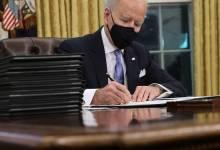 Biden firmó una orden que reincorpora a Estados Unidos al Acuerdo de París 5