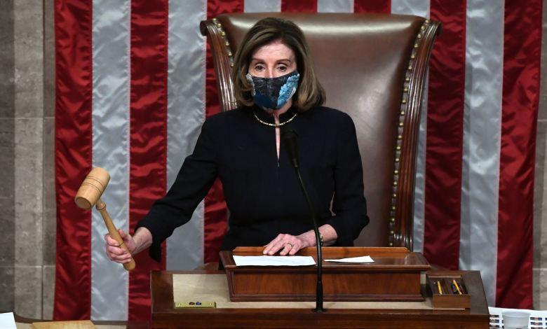 Cámara de Representantes votó a favor de nuevo juicio político a Donald Trump 1
