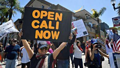 California pone fin a cuarentena estricta y permite reapertura de negocios 2