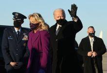 Joe Biden asumió la presidencia de los Estados Unidos 14