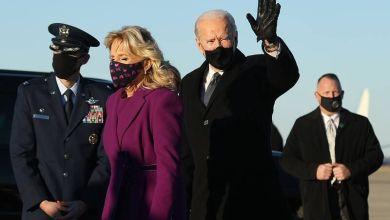 Joe Biden asumió la presidencia de los Estados Unidos 3