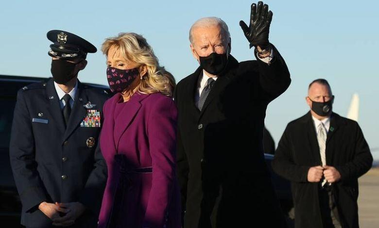 Joe Biden asumió la presidencia de los Estados Unidos 1