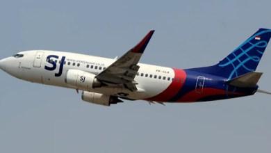 Indonesia: Avión con 62 personas a bordo se estrelló en el mar 2