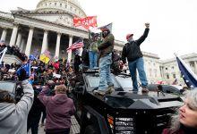 Emergencia en el Congreso de Estados Unidos tras irrupción de manifestantes. 5