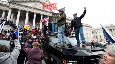 Emergencia en el Congreso de Estados Unidos tras irrupción de manifestantes. 3