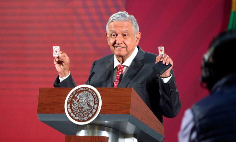 Presidente de México dio positivo por coronavirus 1