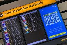 Reino Unido prohíbe los vuelos desde Sudamérica por nueva cepa hallada en Brasil 6