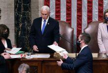 Tras rechazar objeciones, Congreso certificó la victoria electoral de Joe Biden 5