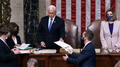 Tras rechazar objeciones, Congreso certificó la victoria electoral de Joe Biden 3