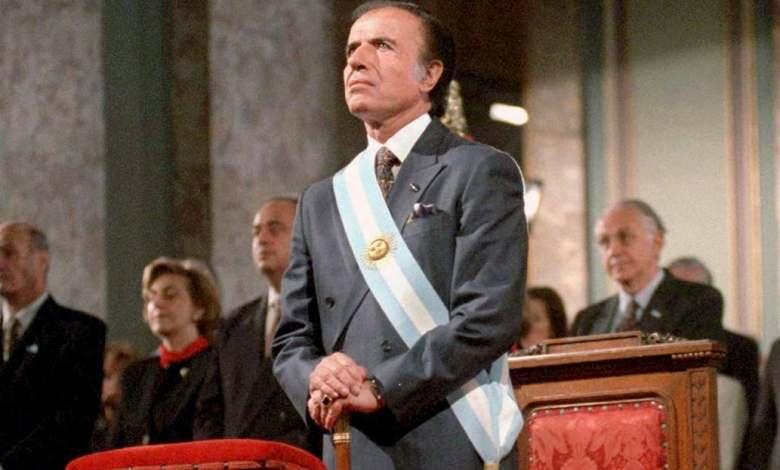 A los 90 años falleció ex presidente argentino Carlos Menem 1