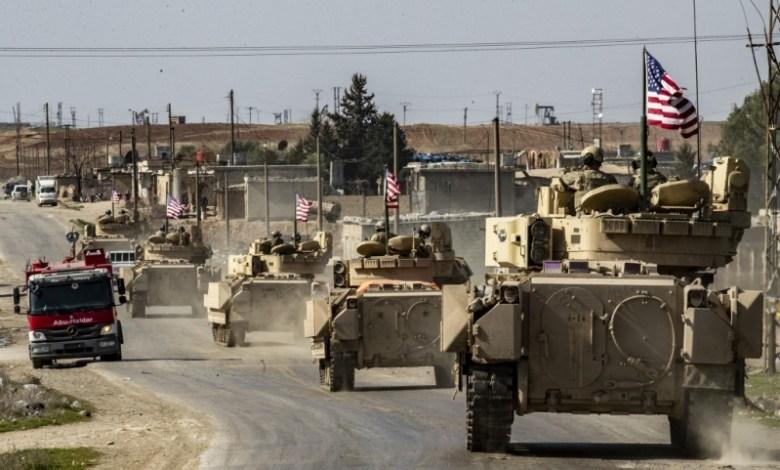 Estados Unidos lanza bombardeo contra milicias proiraníes en Siria 1