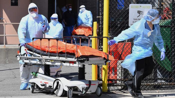 Estados Unidos se acerca a las 500,000 muertes por coronavirus 1