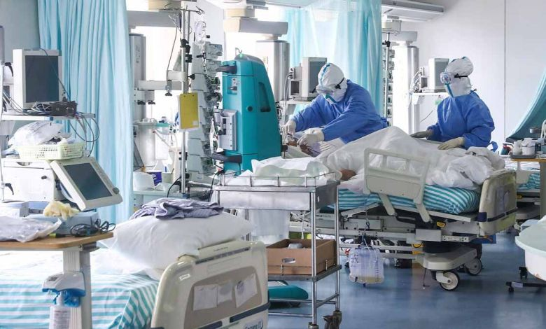 Hospitales de Francia entrarían en estado de crisis a partir del jueves 1