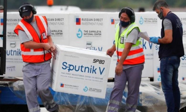 Rusia admite que no puede cubrir demanda internacional de la Sputnik V 1