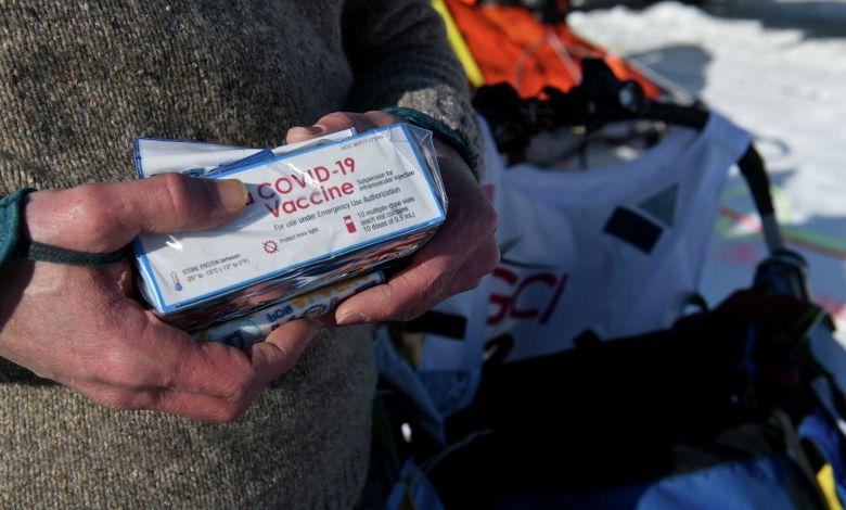 Alaska autoriza vacunación contra covid-19 a mayores de 16 años 1