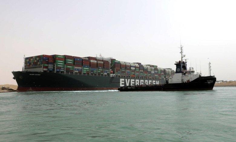 Atasco en el Canal de Suez genera pérdidas de US$ 10,000 millones al día 1