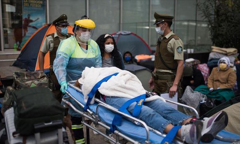 Chile ordena cuarentena a más del 80% de su población tras repunte de contagios 1