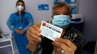 ¿Cuál es el país que está vacunando más rápidamente a su población? 3