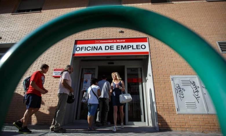 Desempleo en España supera los 4 millones por efecto de la pandemia 1