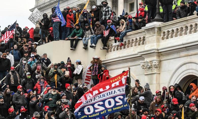 Responsables de ataques al Capitolio podrían enfrentar cargos por sedición, afirma fiscal 1