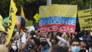 Colombia: Reforma tributaria desata ola de protestas en todo el país 4