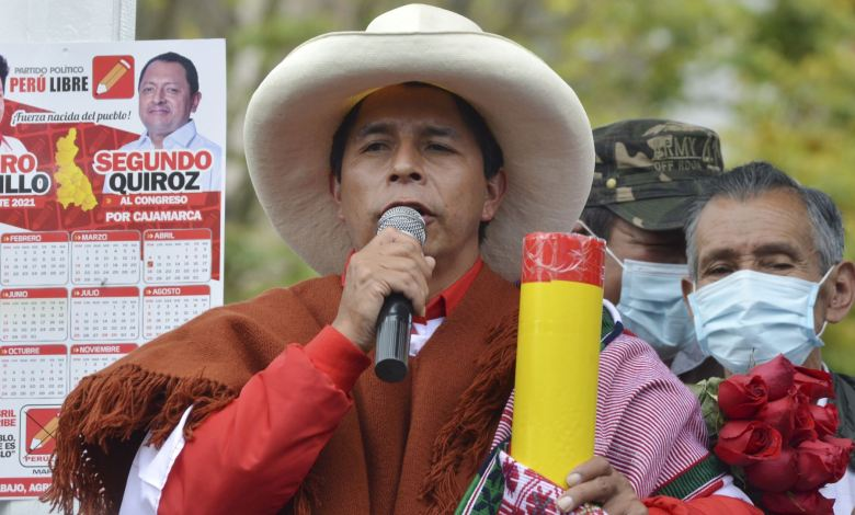 Perú: Candidato de extrema izquierda se perfila como favorito a ganar la presidencia 1