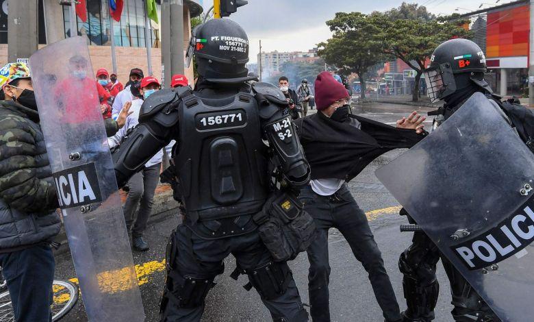 """ONU rechaza """"uso excesivo de la fuerza"""" en las manifestaciones de Colombia 1"""